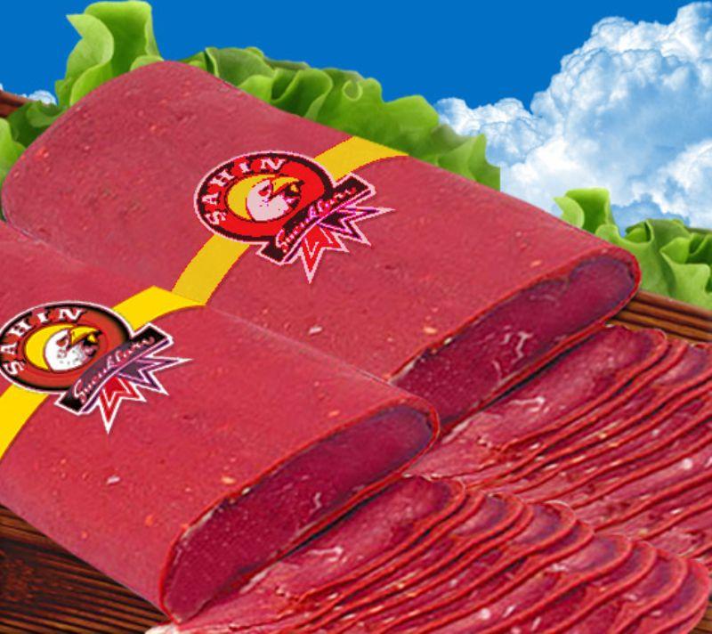 Yemeklik Yağsız Pastırma 500 gr.
